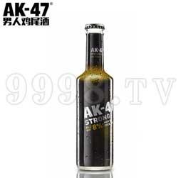 AK47男人鸡尾酒275ml 8度金汤力味预调酒