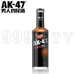 AK47男人鸡尾酒275ml 5度西柚味预调酒