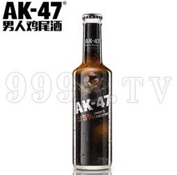 AK47男人鸡尾酒275ml 5度咖啡味预调酒