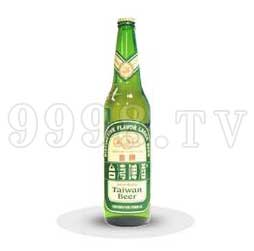 金牌台湾啤酒(0.6公升瓶装)