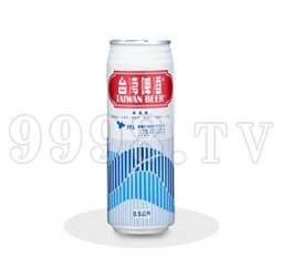 台湾啤酒(0.5公升罐装)4.5%vol