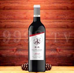 道农混酿干红葡萄酒