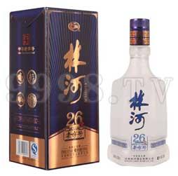 林河酒老字号26坊