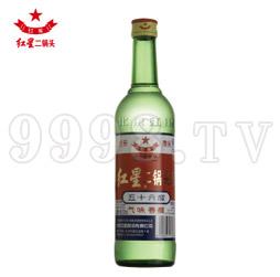 56度红星二锅头酒500ml
