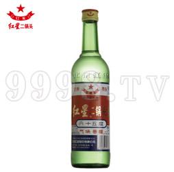 65度红星二锅头酒500ml