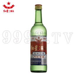 52度红星二锅头酒500ml