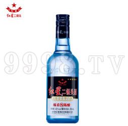 43度红星二锅头酒(绵柔8陈酿)250ml
