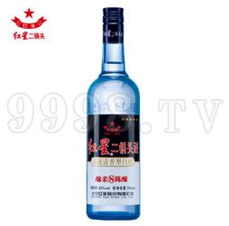 43度红星二锅头酒(绵柔8陈酿)750ml