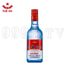 53度红星二锅头酒(绵柔8陈酿)250ml