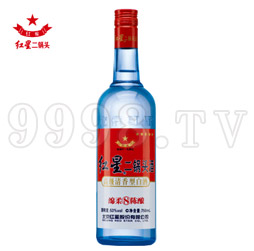 53度红星二锅头酒(绵柔8陈酿)750ml