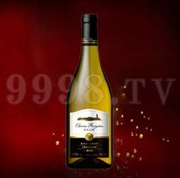 容辰霞多丽干白葡萄酒2009