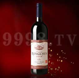 容辰三星干红葡萄酒