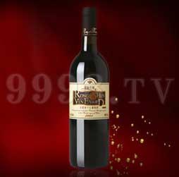 容辰国国宴赤霞珠干红葡萄酒2003