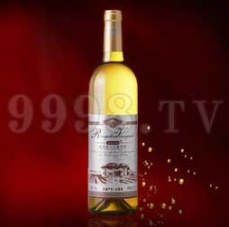 容辰国宴霞多丽干白葡萄酒2001