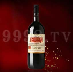 容辰国宴赤霞珠干红葡萄酒(2008纪念版)