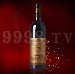 容辰国宴赤霞珠干红葡萄酒2001