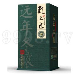 孔乙己绍兴花雕酒远年冬酿12年(外盒)