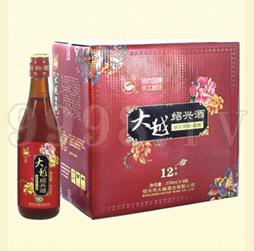 大越绍兴酒十二年陈酿