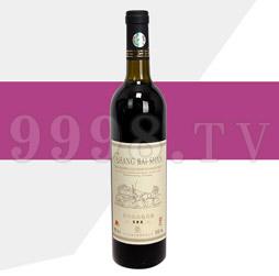 长白山低醇山葡萄酒