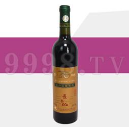 长白山100%全汁山葡萄酒(国标绿)