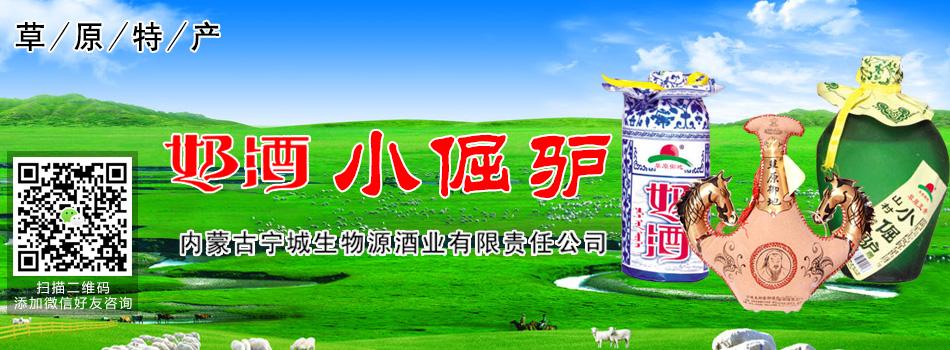 内蒙古宁城生物源酒业有限责任公司