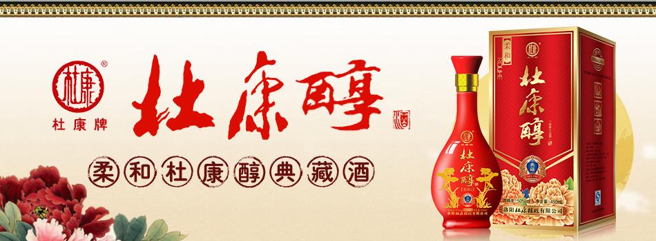 杜康控股中国杜康营销中心