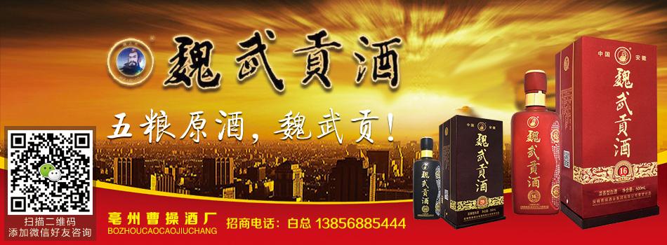 安徽曹操酒业集团有限公司
