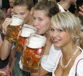 适当饮啤酒能在一定程度上减轻辐射对人体所产生的危害