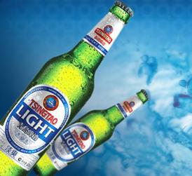 优质名酒-青岛啤酒