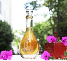 丽玛健玛咖酒成功入驻2015年春季糖酒会