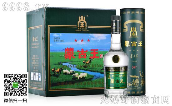 38度蒙古王绿桶白酒价格,38度蒙古王绿桶白酒多少钱