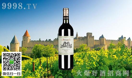 普雷斯干红葡萄酒