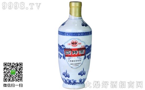 54°龙瓶四特酒价格,54°龙瓶四特酒多少钱