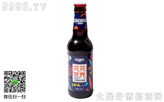 本草园龙精酿啤酒花花世界啤酒多少钱?