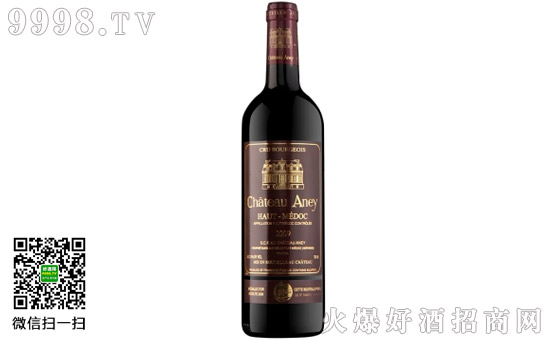 雅蕾酒庄干红葡萄酒