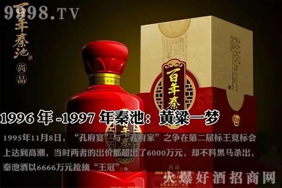 """改革开放40年关键词――""""标王争霸"""""""