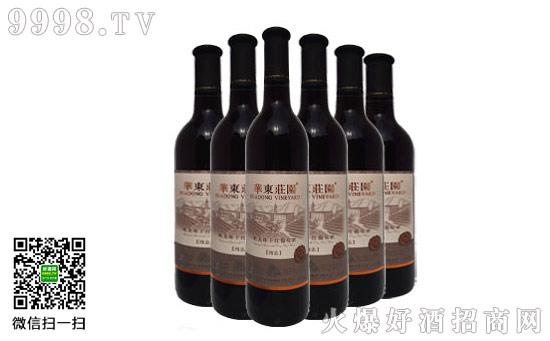 华东庄园蛇龙珠干红葡萄酒