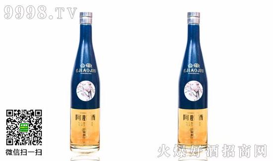 阿胶养颜,老酒养人,阿胶+老酒是什么味道?