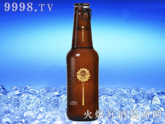 蓝带蓝博力啤酒