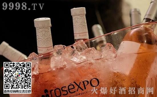 桃红葡萄酒成为意大利下一个商业价值洼地