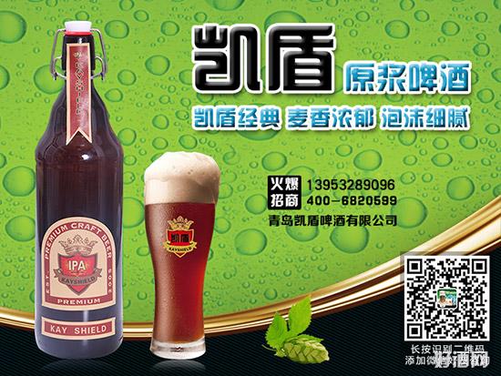 """凯盾啤酒""""领跑""""啤酒旺季,尽享休闲美味时刻!"""