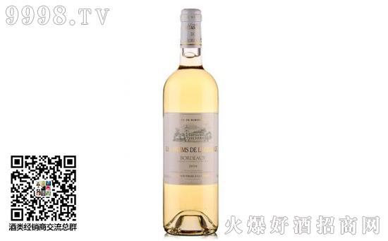 法国力关城堡干白葡萄酒2013价格