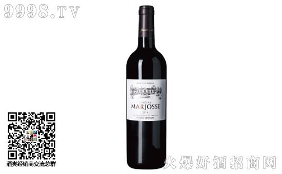 马爵士堡红葡萄酒2014多少钱一瓶