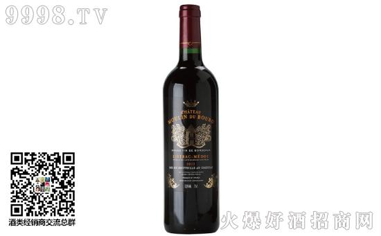 美林堡红葡萄酒2012价格