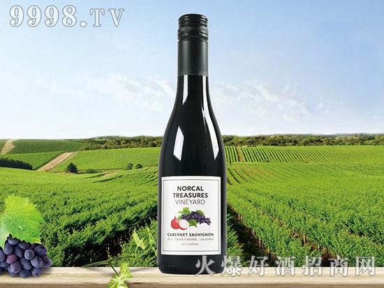 北加宝藏洋葱葡萄酒招商