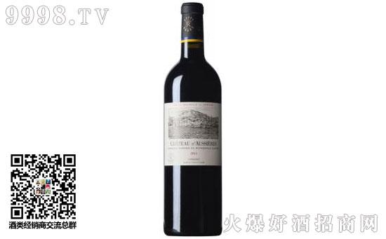 法国奥希耶古堡科比埃法定产区红葡萄酒2011价格,贵吗?
