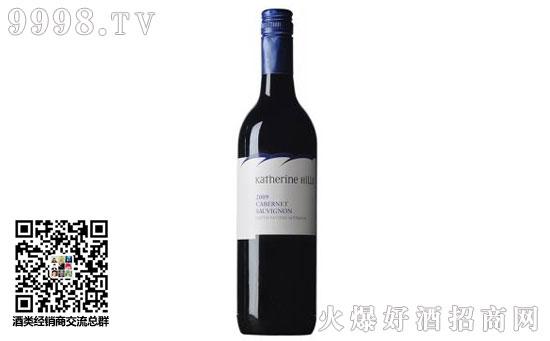 澳大利亚凯瑟琳山赤霞珠红葡萄酒价格,贵吗?