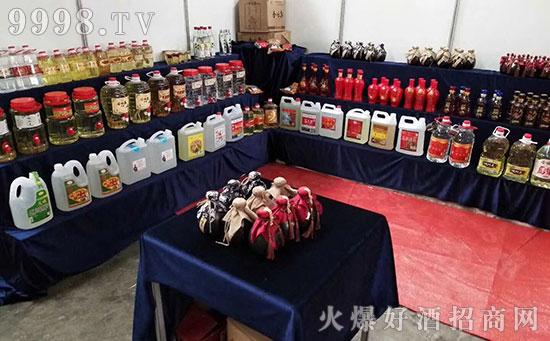 杏旺泉酒厂展会及活动