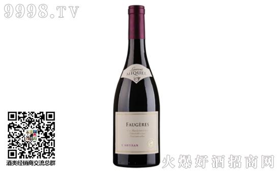 劳伦米格尔工匠系列费叶合干红葡萄酒多少钱一瓶