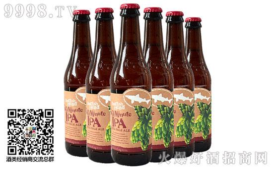 角鲨头90分钟印度淡色艾尔啤酒价格,贵吗?